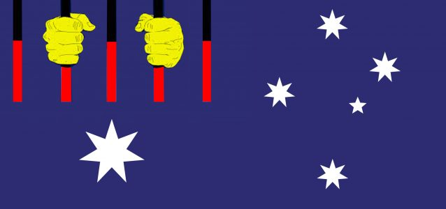 Altered Australian Flag