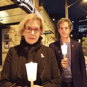 Holding A Candle To HIV
