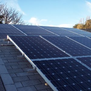 Solar soars after renewable investments
