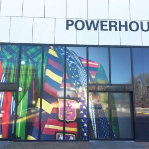 Why is the Powerhouse going?
